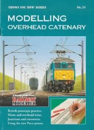 Peco SYH26 Modelling Overhead Catenary - reduced